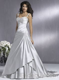 Hot New white ivory silver wedding dress A line custom. Hot New White Ivory Silver Wedding Dress A Line Custom. Hot New White Ivory Silver Wedding Dress A Line Custom. Wedding Dress Mermaid Lace, Wedding Dress Train, Sweetheart Wedding Dress, Perfect Wedding Dress, Best Wedding Dresses, Bridal Dresses, Dream Wedding, Lace Wedding, Dress Lace
