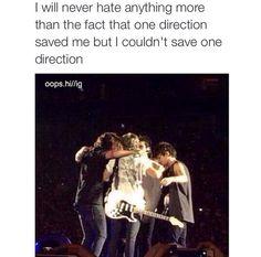 This is so true. I'm not ok. I'm crying for real... a whole river...