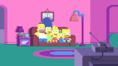 The Simpsons take on the AMC series Breaking Bad in an All-New couch gag. Description from digplanet.com. I searched…