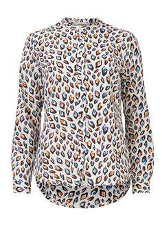 Venice print shirt
