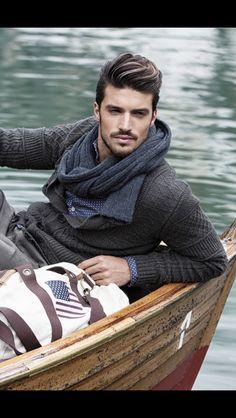 Mariano Di Vaio fashion man