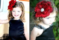 Black Flower Girl Dresses for Gothic Weddings | Handmade Victorian, Steampunk, Gothic Wedding Dresses