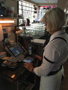 St:Gallen, das Restaurant Seeger mit den enfach bedienbaren GASTROFIX iPad-Kassen Catering, Software, St Gallen, Ipad, Restaurant, Fine Dining, Cash Register, Twist Restaurant, Diner Restaurant