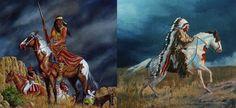 """Los Guerreros Apache eran indígenas americanos, se llamaban así mismos indé, que quiere decir """"la gente"""".  Gerarquizados en grupos familiares organizados en un régimen matrialcal."""