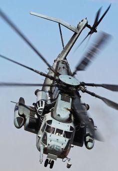 USMC Sikorsky CH-53E Super Stallion