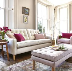 Inject some mid-century style into your home with the Hilton - find out more http://www.multiyork.co.uk/fabric-sofas/hilton-sofa