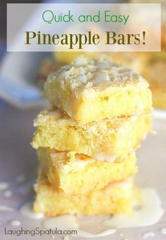 The most popular dessert on the blog! Easy to make and such great flavor!
