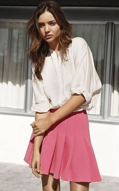 ミランダ・カー - 春色満開!キュートすぎる H&M 新キャンペーンフォト | CELEB SNAP