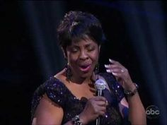 Gladys Knight Sings on DWTS Finale