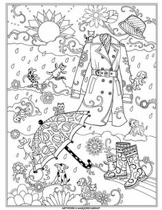 Marjorie Sarnat --> If you're in the market for the top-rated adult coloring books and writing utensils including colored pencils, watercolors, gel pens and drawing markers, logon to http://ColoringToolkit.com. Color... Relax... Chill.