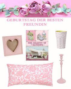 Die beste #Freundin hat Geburtstag? Ein #Geschenk für den #Lieblingsmensch zu finden ist kein Problem! ♥