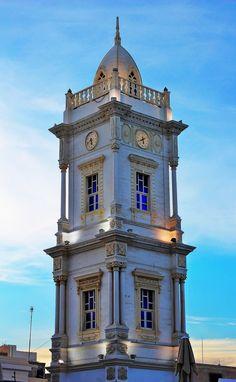 Clock Tower (Old Medina) Tripoli , Libya