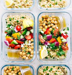 20 Healthy Recipes You Can Meal Prep This Week