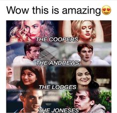 """""""I'm very well acquainted with how alluring the Jones men are."""" 😍 Look at them though 😍 The post """"I'm very well acquainted with how a… appeared first on Riverdale Memes. Riverdale Quotes, Riverdale Archie, Bughead Riverdale, Riverdale Funny, Fandoms Unite, Betty & Veronica, Zack E Cody, Riverdale Cole Sprouse, Riverdale Characters"""
