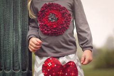 Girls Christmas Shirts // Choose your style by MaggieBogart, $38.00