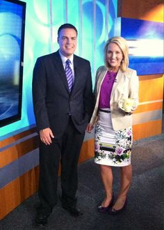 Ready to start our Wednesday on Michigan this Morning! Our top story this morning - an Antrim Co. Deputy is accused of stealing money from a home he was searching, along with other officers.  We'll have the latest all morning long.  And, the temps are going to cool down, MUCH less humid today, too!  See you on TV! #910News 9&10 Adam Bartelmay - Sara Simnitch 7.23.14