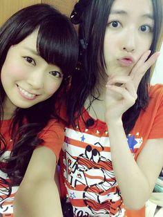 Matsui Jurina & Watanabe Miyuki