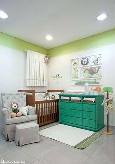 significado das cores para o quarto de bebê