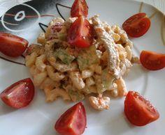 Rezept Gyros-Nudelsalat von Nici 69 - Rezept der Kategorie sonstige Hauptgerichte