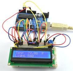 Learn arduino tutorials from Adafruit
