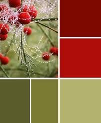 Image result for light green and red color scheme