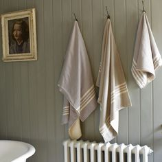 Perfect Cotton Bathroom Towels | Loaf