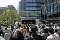 Jazz Auditoria2015、本日最終日も晴天の中スタート!Schroeder-Headzの美しいメロディがワテラス広場に響きわたりました。