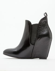 Jeffrey Campbell Harrison Wedge, $185 at Need Supply Co.