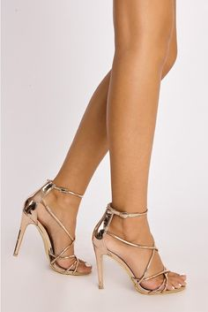 910e8a59c4b5 River Island Silver glitter gladiator sandals ( 34) ❤ liked on ...