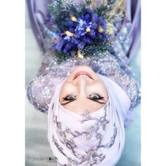 Bridal Hijab, Hijab Bride, Wedding Hijab, Girl Hijab, Muslim Wedding Dresses, Muslim Dress, Bridal Pictures, Wedding Photos, Akad Nikah
