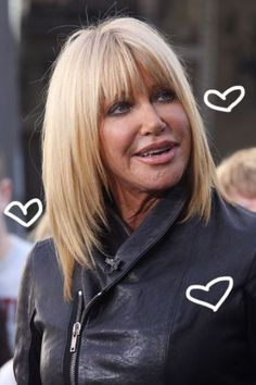Suzanne Somers Favorite Hairstyles Amp Color In 2019