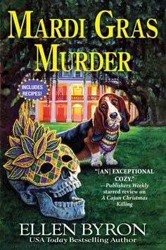 Hi ya! Do you love cozy mysteries? Then you need to check out MARDI GRAS MURDER by Ellen Byron. It's the book in the Cajun Country Mystery Series. Cozy Mysteries, Best Mysteries, Murder Mysteries, Mardi Gras, New Books, Good Books, Books To Read, Mystery Novels, Mystery Series
