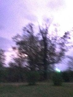Lightning April 2013