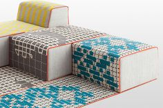 Via dezeen.com Designer: Patricia Urquiola All photos: gan-rugs.com While achieving a cohesive interior that brings together color, contrast and balance is not a simple task, designer Patricia Urquiola just made it a little easier. Her collection of hand-stitched rugs meets the market need for unique pieces whose aesthetics steps away from the typical look of traditional lines. But what makes her rugs […]