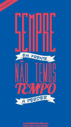 Tempo Perdido - Legião Urbana Stuff To Do, Cool Stuff, Good Vibes, Words Quotes, My Music, Rock And Roll, Quotations, Musicals, Lyrics