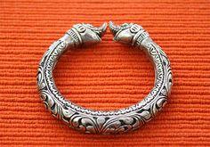 925 Silver Bangle – Desically Ethnic