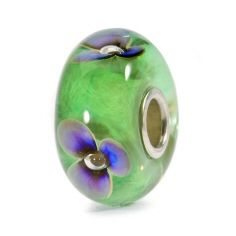Troll glass bead