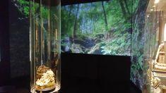 Použití Smart Fólie, jako designový prvek v expozici muzea Karlovy Vay. Více info na www.m-light.cz Film, Design, Movie, Film Stock, Cinema, Films