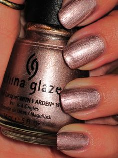 China Glaze Nail Polish Gorgeous Nails