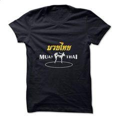 Muay Thai - #long tee #awesome sweatshirt. SIMILAR ITEMS => https://www.sunfrog.com/Sports/Muay-Thai.html?68278
