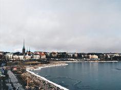 Helsinki in March