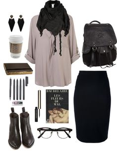 """Untitled #220"" by the59thstreetbridge ❤ liked on Polyvore"