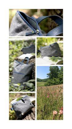Rucksack: Rucksack aus österreichischem Loden, 100% Merinowolle und mit Details aus Leder. Ein alltäglicher Begleiter. Passend zum modernen Outfit und zu Tracht und Dirndl. ----- Bagpack made from Austrian loden, 100% merinowool and dirndl cotton, details from leather. Rucksack, suitable for business and leisure. Fitting for modern outfit and traditional clothes like a Dirndl. #bagpack #sustainablefashion #rucksack Moderne Outfits, Shopper, Clutch, Christmas Gifts, Gift Ideas, Fashion, Traditional Clothes, Personalized Gifts, Gifts For Women