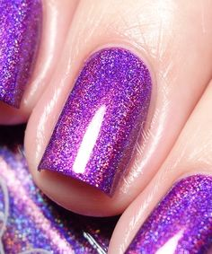 Colors by Llarowe - Plum Perfect - Winter 2015 Collection swatches   Sassy Shelly  #nails #indiepolish
