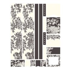 toile y'all - sticker sheet
