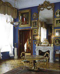 Pałac Zamoyskich w Kozłówce - Sypialnia hrabiny