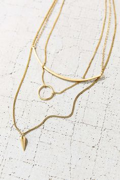 Kate Layering Necklace - Urban Outfitters