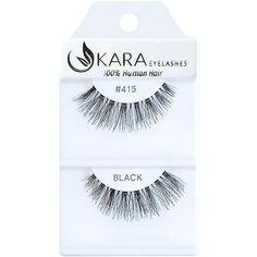 LOVE  Kara Lashes #415  natural but impactful