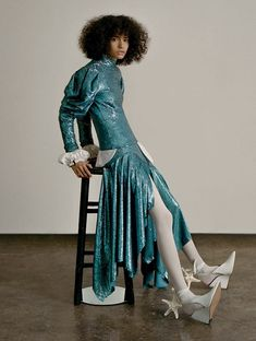 Fernanda Oliveira by Zee Nunes for Vogue Brazil April 2018