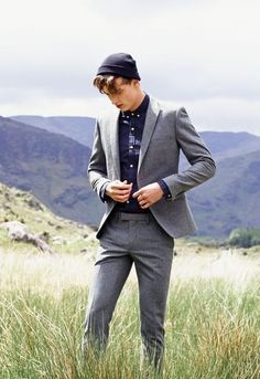 Raddestlooks - Men's Fashion Outfits — A Man's Guide to Fashion at the Cheltenham...